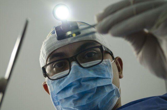 Wizyta dziecka u dentysty