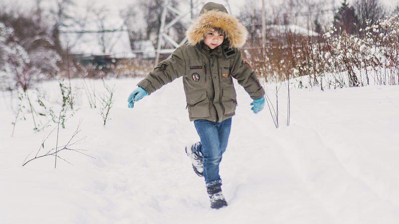 śniegowce dla dzieci